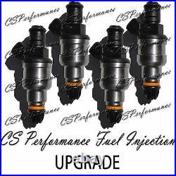 #1 OEM Bosch UPGRADE Fuel Injectors (4) set for 1998-2000 Mercedes 2.3L I4