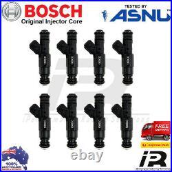 1000cc BOSCH Fuel Injectors LS1 HSV Gen 3 XR8 VN VS VY VZ 80lb 81lb EV1 EV6 E85