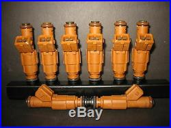 1985-1992 GM Chevy TPI Tune Port Injection 30lb Set of 8 Bosch Fuel Injectors
