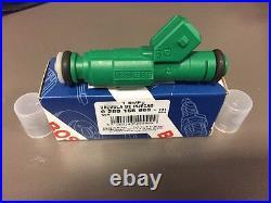 1x Genuine Bosch 42lb Green Giant Fuel Injectors 42 lb 440cc fits BMW Ford GM VW