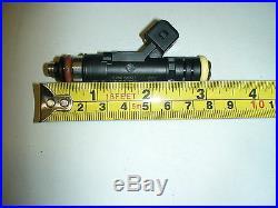 2 Genuine Bosch 160lb 1700cc fuel injector Honda Audi VW Mazda Dodge Toyota GM