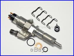 2001-2004 LB7 Duramax 6.6L OEM Bosch Fuel Injectors 2500HD 3500HD Chevy GMC GM