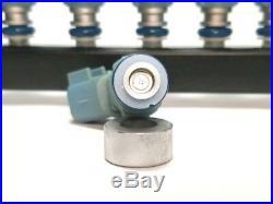 2002-2007 Dodge Ram 1500 4.7l Set 8 Upgrade Bosch Fuel Injectors 0280155849 Flex