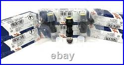 2200cc High Impedance OEM Bosch 0280158829 Fuel Injectors 210LB Qty. 4