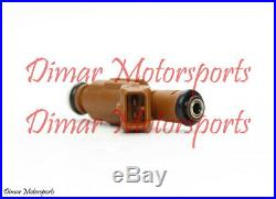 30lb 30# Upgrade 4 Nozzle GENUINE BOSCH Fuel Injector Set