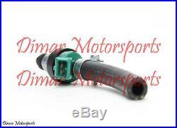 30lb 315cc 1.8L 2.0L Turbo Genuine BOSCH Upgrade Performance Fuel Injector Set