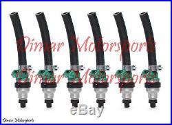 30lb 315cc 3.0L 4.2L i6 Genuine BOSCH Upgrade Performance Fuel Injector Set