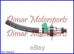 30lb 315cc 3.2L 2.8L i6 Genuine BOSCH Upgrade Performance Fuel Injector Set