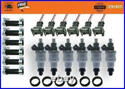 380cc Nissan Datsun 280z 280zx L28 300zx Z31 Turbo Fuel Injectors Genuine Bosch