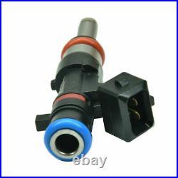 4 Fuel Injectors For Bosch Vauxhall Corsa VXR OPC 613cc OE 0280158123 UK