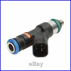 4 Genuine Bosch 0280158117 EV14 EV6 550cc Fuel Injector USCAR Factory Flow Match