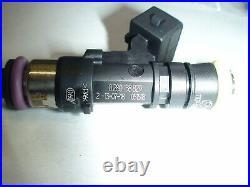 4 Genuine Bosch 2200cc fuel injectors Lancer Evolution Evo X 10 4B11T 2.0 turbo