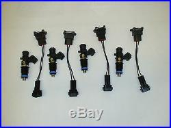 4 Genuine Bosch 95lb 1000cc fuel injectors Honda Acura K series engines K20 K24