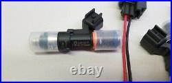 4 Genuine Bosch EV14 52lb 550cc fuel injectors R52 R53 03-07 Mini Cooper S 1.6L