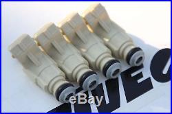 4 Genuine Bosch EV6 Mini Cooper S 380cc Fuel Injectors. Flow-Matched Set
