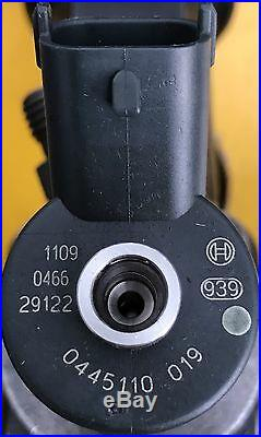 4 Iniettori Rigenerati Bosch 0445110019 FIAT-Alfa-Lancia 1.9 0445110019