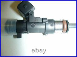 4 new Genuine Authentic Bosch 0280158124 fuel injectors, made in Germany