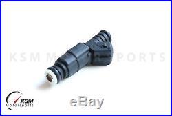 4 x BOSCH 650cc Fuel Injectors 60lb AUDI A4 B5 B6 1.8 TURBO TT QUATTRO VW GOLF