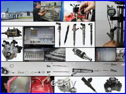 4 x Injektor BMW 120 320 320 330 520 530 X3 X5 2.0 3.0 d cd Bosch 0445110216