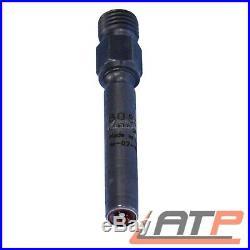 4X BOSCH FUEL INJECTOR FORD ESCORT MK 3 ALD 1.6 RS 1600i 82-85 4 ALF 86-90