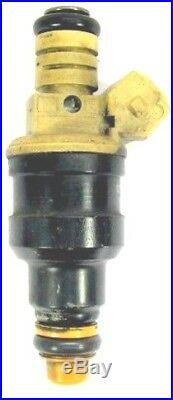 4X FORD ESCORT FIESTA 1.6i RS1600 RS TURBO 701 BEIGE FUEL INJECTORS 0280150701