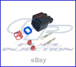 4x 550cc VAG 1.8T, AUDI, VW, SEAT, SKODA BOSCH EV14 Fuel Injectors