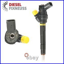 4x Austausch Injektor BOSCH 13537810702 0445110382 0445110478 F10 F20