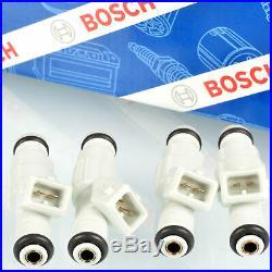 4x BOSCH 0280155868 Einspritzventilsatz Buick Park Avenue Holden Statesman 3.8