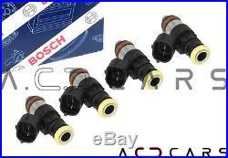 4x BOSCH 0280158862 Einspritzdüse Einspritzventil Injektor CNG LPG GAS Ecofuel