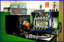 4x Fuel Injector 0445110146 1.9 Opel Vivaro Renault Trafic Traffic Dti 820027389