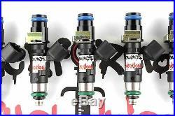 5 1000cc BOSCH EV14 Fuel Injectors 04-07 Volvo S60R V70R 2.5 Turbo 5cly