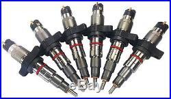 50HP Performance Fuel Injector Set for 03-07 Dodge Cummins 5.9L Diesel (1006)