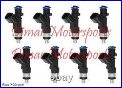 57lb 600cc High Performance Bosch Fuel injector Set Range Rover S-Type 4.4L 4.2L