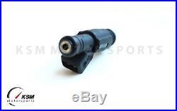 6 Bosch 1000cc Fuel Injectors BMW E36 E46 M50 M52 S50 M3 TURBO 95lb EV6