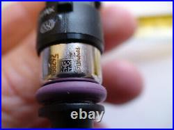 6 Genuine Bosch 210lb 2200cc fuel injectors for 93-98 Toyota Supra turbo 2JZ-GTE
