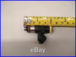 6 Genuine Bosch 210lb 2200cc fuel injectors for Honda Audi VW Mazda Dodge Toyota