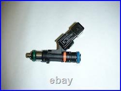 6 Genuine Bosch EV14 52lb 550cc fuel injectors BMW S54 3.2L 01-06 M3,01-02 Z3M