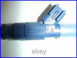 6 Genuine Bosch EV6 42lb 440cc fuel injectors Honda Audi VW Mazda Ford Toyota