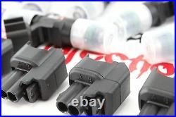 6 NEW 1000cc Bosch Fuel injectors Fits 2004-2012 Acura TL J-Series J32 J35 J37