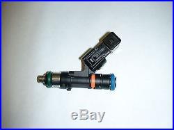 6 NEW Bosch EV14 52lb 550cc 52# fuel injectors 2.7TT turbo Audi B5 S4 A6 allroad