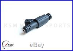 6 fit Bosch 850cc Fuel Injectors for BMW E36 E46 M50 M52 S50 M3 TURBO 60lb 62lb