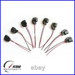 6 x 1000cc fuel injectors for NISSAN SKYLINE R33 GTS-T RB25DET fit BOSCH EV14
