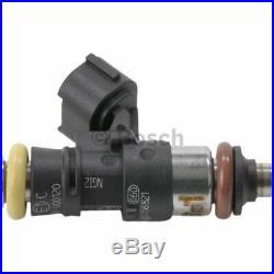 6 x 2000cc 2200cc for Fuel Injectors Short 210lb for Ford BA BF FG Turbo XR6 4.0