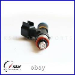 6 x 650cc fuel injectors for AUDI 2.7 Turbo C5 S4 A6 Allroad fit BOSCH EV14 e85