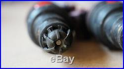6 x BMW E36 E46 328i M3 M52 M52B28 PINK TOP INJECTORS 21.5lb BOSCH 0280150440