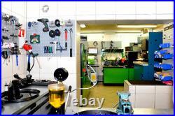 6 x Fuel Injector Diesel Bosch BMW 330d E46 530d E39 X5 E53 0445110047