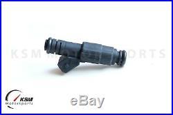 6 x KSM Bosch 1000cc Fuel Injectors BMW E36 E46 M50 M52 S50 M3 TURBO E85 EV6