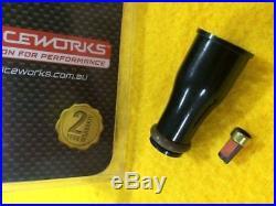 6 x New 2200cc BOSCH Fuel Injectors replaces ID2000 Indy Blue 0280158821
