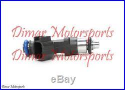 600cc 57lb High Flow Performance Fuel Injectors Mustang Land Rover LR3 4.0L V6