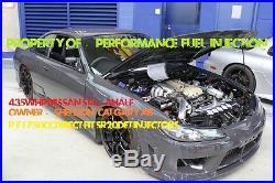 650cc Bosch EV14 Fuel injectors 09-13 OPEL Vauxhall Insignia OPC VXR 2.8 Turbo